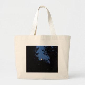 7th February 2012 - Full Moon - Ice Moon Tote Bag