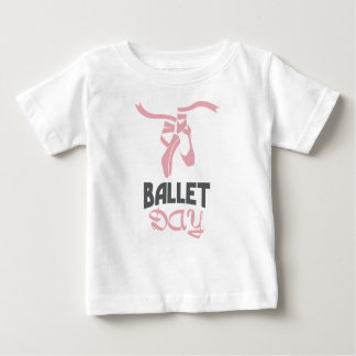 7th February - Ballet Day - Appreciation Day Baby T-Shirt