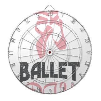 7th February - Ballet Day - Appreciation Day Dartboard