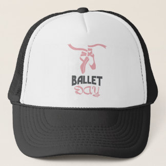 7th February - Ballet Day - Appreciation Day Trucker Hat