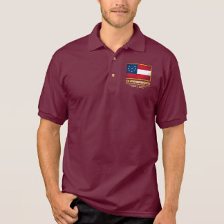 7th Georgia Infantry (1) Polo Shirt