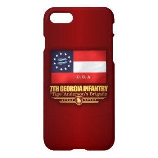 7th Georgia Infantry (2) iPhone 8/7 Case