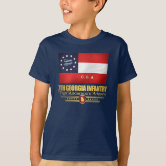 7th Georgia Infantry (2) T-Shirt