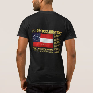 7th Georgia Infantry (BA2) T-Shirt