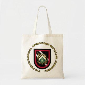 7th PsyOps Bn - Airborne Tote Bag