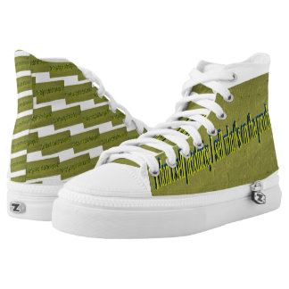7th Quote; I don't sell products; I sell what's on High Tops