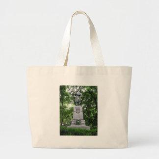 7th Regiment Memorial Canvas Bags