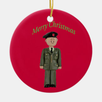 7th Special Forces Christmas Ornament