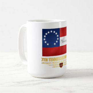 7th Tennessee Infantry Coffee Mug
