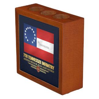 7th Tennessee Infantry Desk Organizer