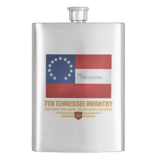 7th Tennessee Infantry Hip Flask