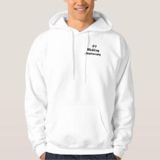 #7Wedding Anniversary-Customize Hoodie