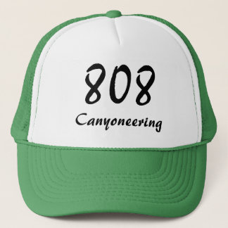 808 canyoneering hat