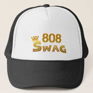 808 Hawaii Swag Trucker Hat