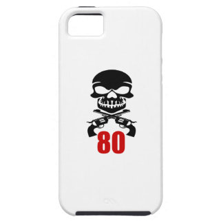 80 Birthday Designs iPhone 5 Cover