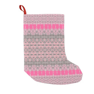 80.JPG SMALL CHRISTMAS STOCKING