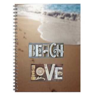 80 Page Notebook For Beach Lovers