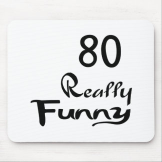 80 Really Funny Birthday Designs Mouse Pad