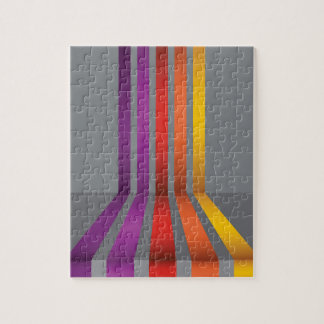 80Colorful Lines_rasterized Jigsaw Puzzle
