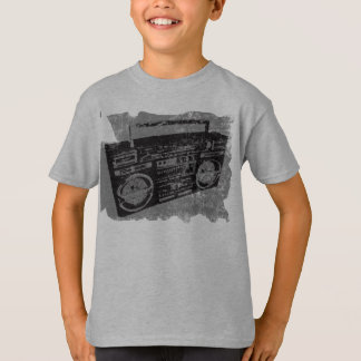 80'S 90'S BOOM BOX COOL RETRO T-Shirt