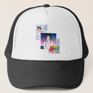80's aesthetic shinee edit cap
