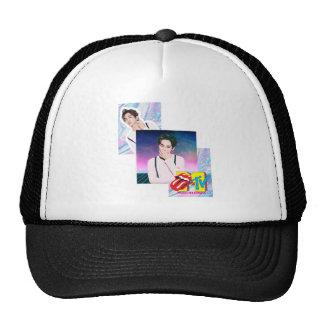 80's aesthetic shinee edit cap trucker hat