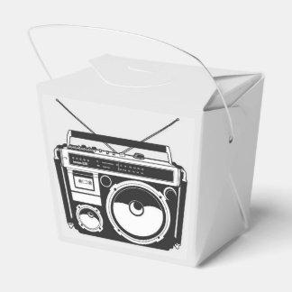 80s Boombox Favor Box