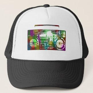 80's boombox hat