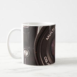 80's camera coffee mug