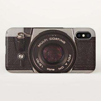80's camera iPhone x case