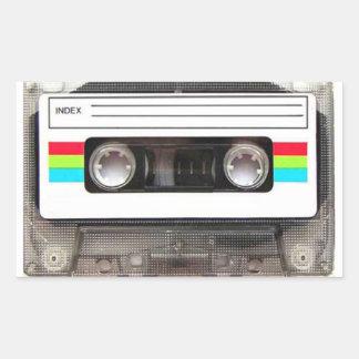 80's Cassette Tape Sticker
