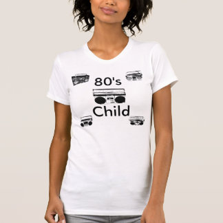 80's Child Ladies T T-Shirt