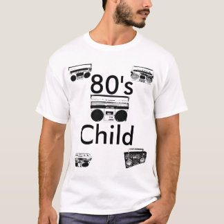 80's Child Men's T T-Shirt