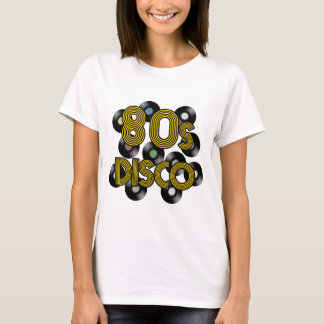 80s disco vinyl records T-Shirt