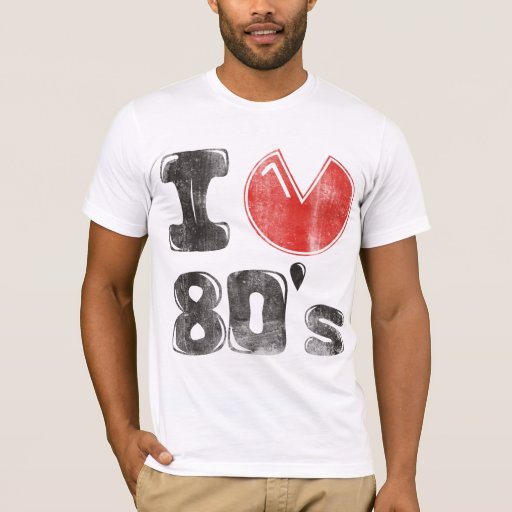 80's Distressed T-Shirt