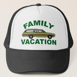 80s Family Vacation Trucker Hat