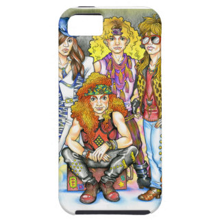 80s Hairband - 80s Retro Case For The iPhone 5