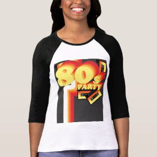 80s Party Tees