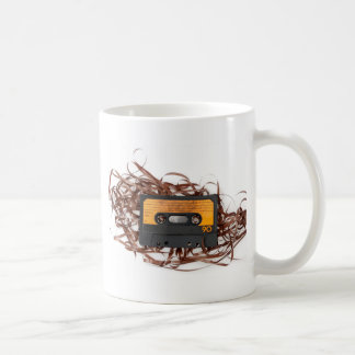 80's Retro Design - Audio Cassette Tape Coffee Mug