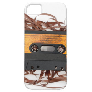 80's Retro Design - Audio Cassette Tape iPhone 5 Case