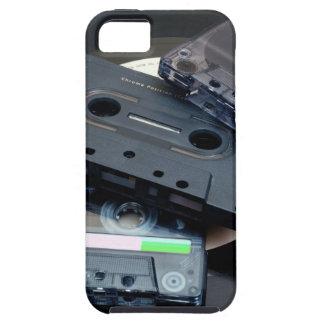 80's Retro Design - Audio Cassette Tapes iPhone 5 Cases