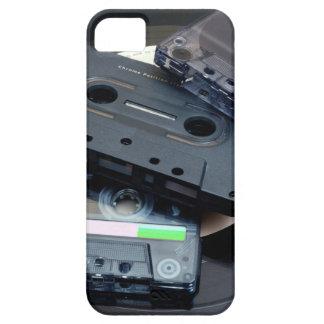 80's Retro Design - Audio Cassette Tapes iPhone 5 Covers