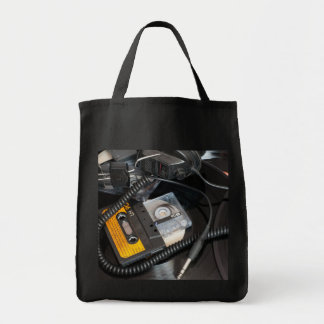 80's Retro Design Tote Bag
