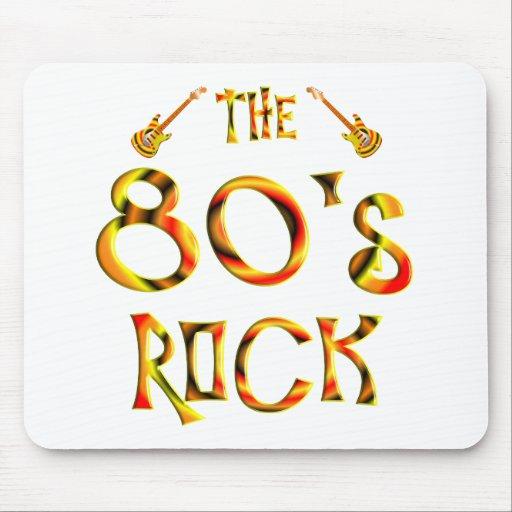 80's Rock Mouse Mats