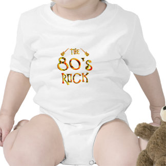 80's Rock T-shirts