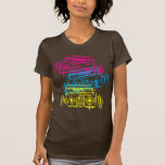 80's Stenciled Boomboxes Tee Shirts