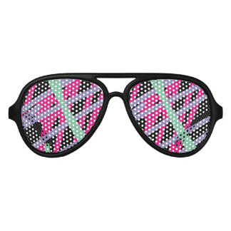 80s sunglasses eighties vintage colors medley