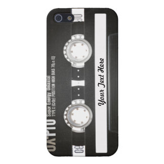 80s Vintage Mix Tape B Side Case For The iPhone 5