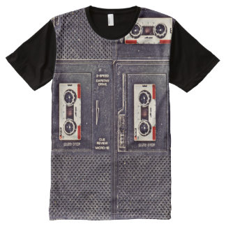 80's walkman All-Over-Print T-Shirt