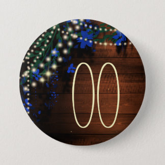 80th 85th 90th 91st 92nd 97th 98th 99th B Birthday 3 Inch Round Button